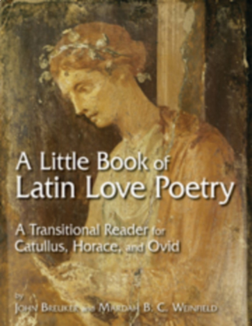 A Little Book of Latin Love Poetry