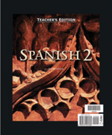 Spanish 2 Teacher`s Edition (2nd Ed.)