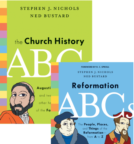 The Church History and Reformation ABC's Combo