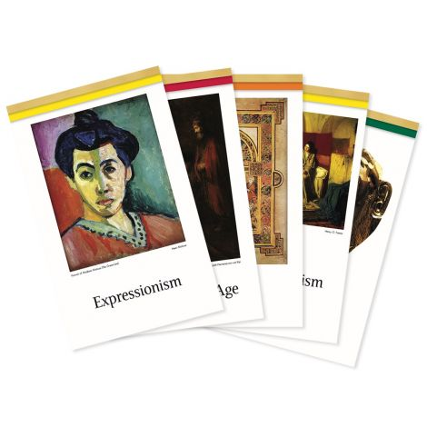 History of Art | Flashcards | Veritas Press