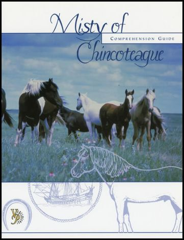Misty of Chincoteague | Comprehension Guide | Veritas Press
