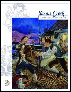 Susan Creek Comprehension Guide (eBook)