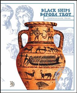 Black Ships Comprehension Guide (eBook)