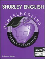 Shurley Level 6 Practice Booklet | Veritas Press