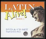Latin Alive! 1 DVD and CD Set