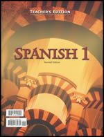 Spanish 1 Teacher`s Edition (2nd Ed.)