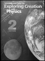 Exploring Creating with Physics Solutions/Tests 2nd Edition