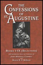 Confessions of St. Augustine (in Latin)