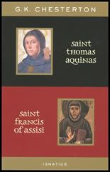 Saint Thomas Aquinas, Saint Francis of Assisi (5S)