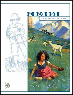 Heidi Comprehension Guide (eBook)