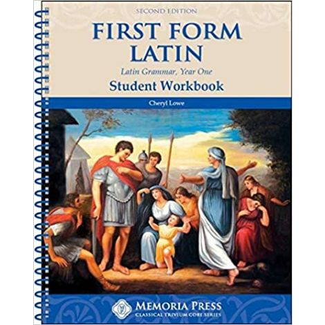 First Form Latin Student Workbook 2nd Edition