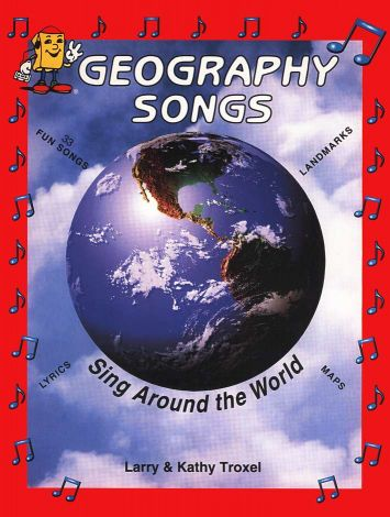 Geography Songs Book | Veritas Press