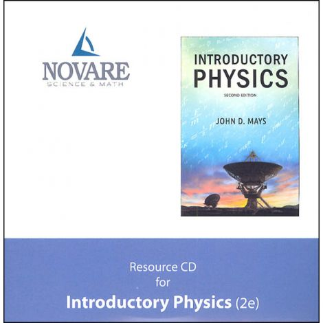 Novare Intro Physics Resource CD