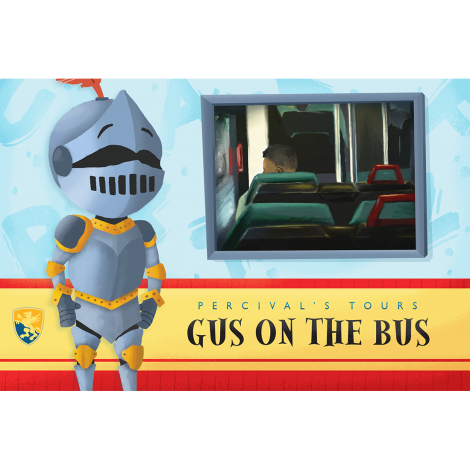 Primer 10: Gus on the Bus