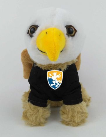 Griff the Stuffed Mascot | VSA | Veritas Press