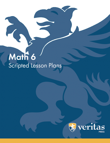 Math 6 | Saxon Algebra 1/2 | Lesson Plans