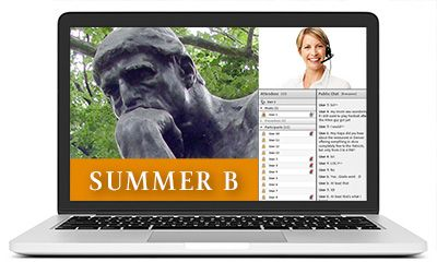 Logic I - Summer B - Live Online Course 2017-2018