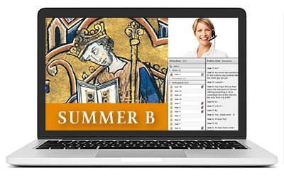 Omnibus II Secondary - Summer B - Live Online Course 2017-2018