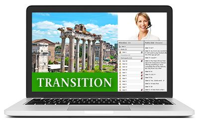 History Survey and Transition - Live Online Course