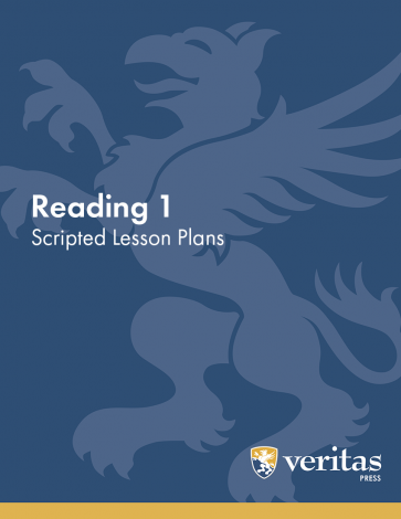 Reading 1 | Lesson Plans | Veritas Press
