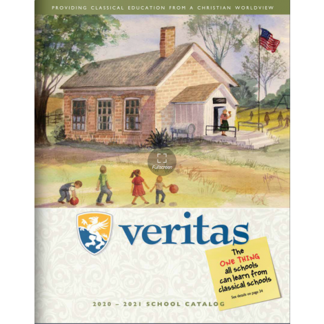 Veritas Press | School Catalog | Veritas Press