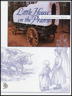 Little House on the Prairie Comprehension Guide (eBook)