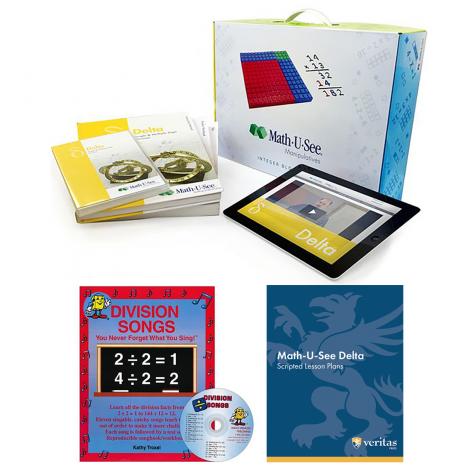 Math 3 - Math-U-See You Teach Kit