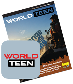 WORLDteen Magazine Annual Membership | Veritas Press