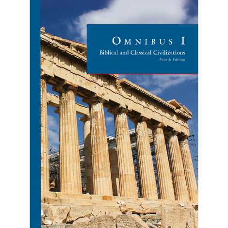 Omnibus I Student Text | 4th Edition | Veritas Press