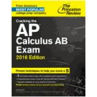 Cracking the AP Calculus AB Exam (2016)