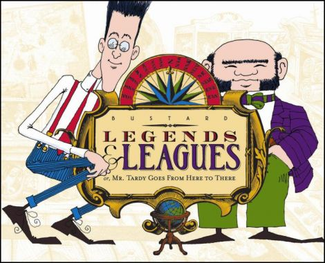Legends & Leagues Storybook (eBook) - Geography