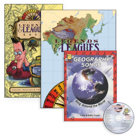 Geography - East - Live Course Kit