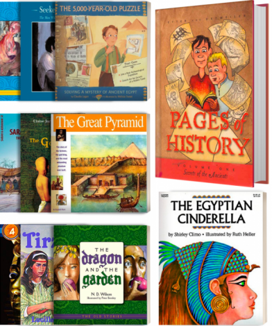Old Testament & Ancient Egypt Self-Paced - Lit Kit Lvl 1