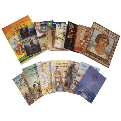 New Testament Greece & Rome Self-Paced Lit Kit Level 1