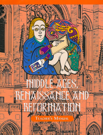 Middle Ages, Ren & Ref Teacher Manual | Veritas Press