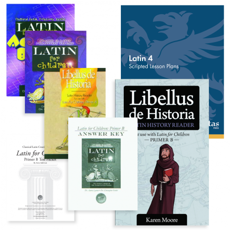 Latin - Grammar 4 - You Teach Kit