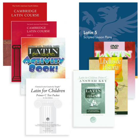 Latin | Grammar 5 | You Teach Kit | Veritas Press