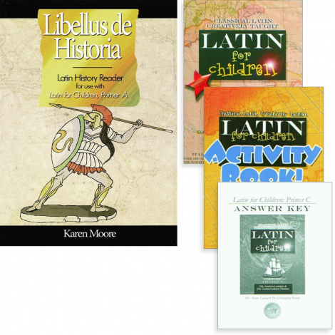 Latin - Grammar 3 - Live Course Kit