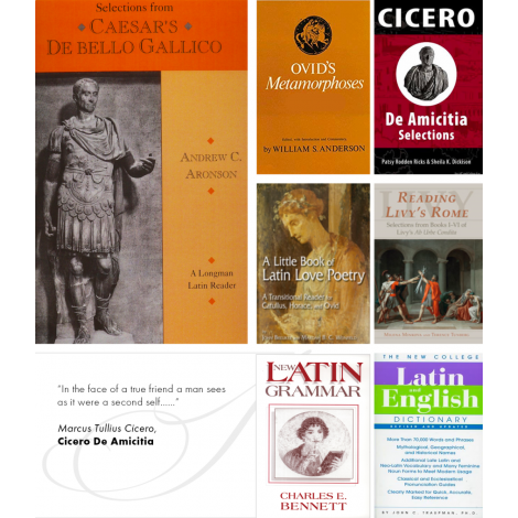 Latin Readings Live Course Kit | Veritas Press