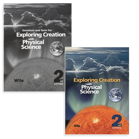 Physical Science | Live Course & You Teach Kit | Veritas Press