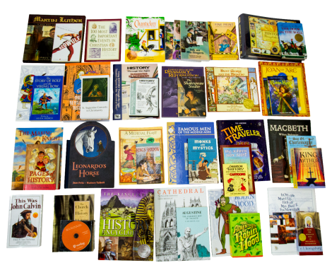 Middle Ages, Renaissance & Reformation | Combined | You Teach Kit
