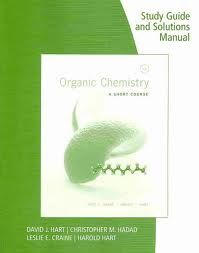 Organic Chemistry Study Guide and Solutions Manual 13th Ed