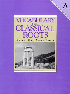 Vocab from Classical Roots A Student