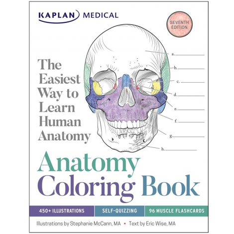 The Anatomy Coloring Book | Veritas Press