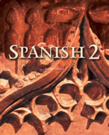 Spanish 2 Student Text (2nd Ed.)