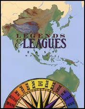 Legends & Leagues East Workbook (eBook)