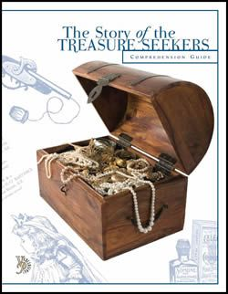 The Story of the Treasure Seekers Comprehension Guide (eBook)