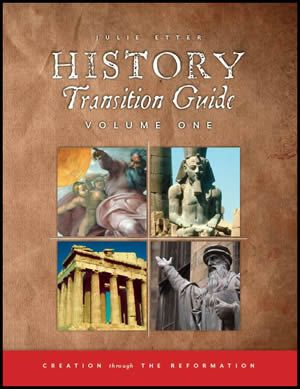 History Transition Guide Volume 1 (eBook)