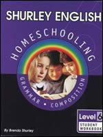 Shurley English Level 6 Student Workbook