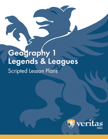 Geography 1 | Legends & Leagues | Lesson Plans